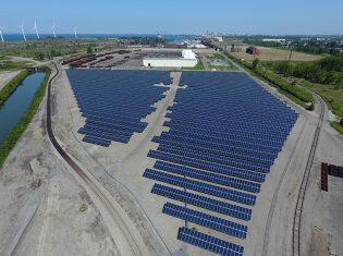 commercial solar installation, cir electric buffalo ny