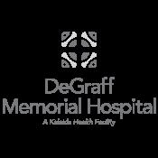 degraff memorial hospital logo